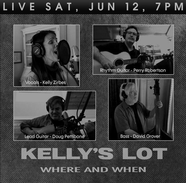 Kelly's Lot Live